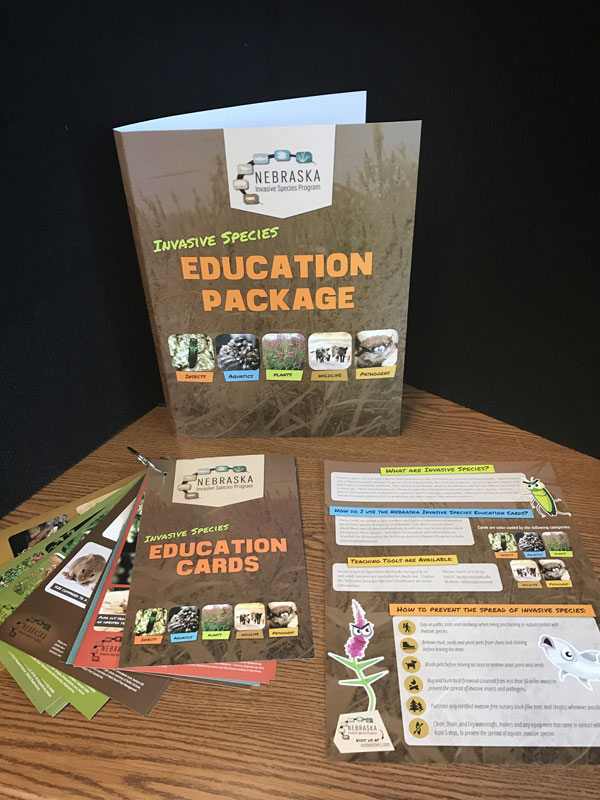 Invasive Species Education Package